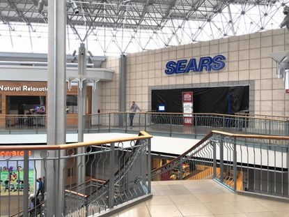 Two new tenants will take up the top floor of the Sears at the Mall in Columbia by the fall of the next year as the department store shrinks from two floors to one.