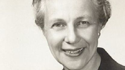 Martha Nichols served as dean of students at Goucher College from 1942 to 1976.