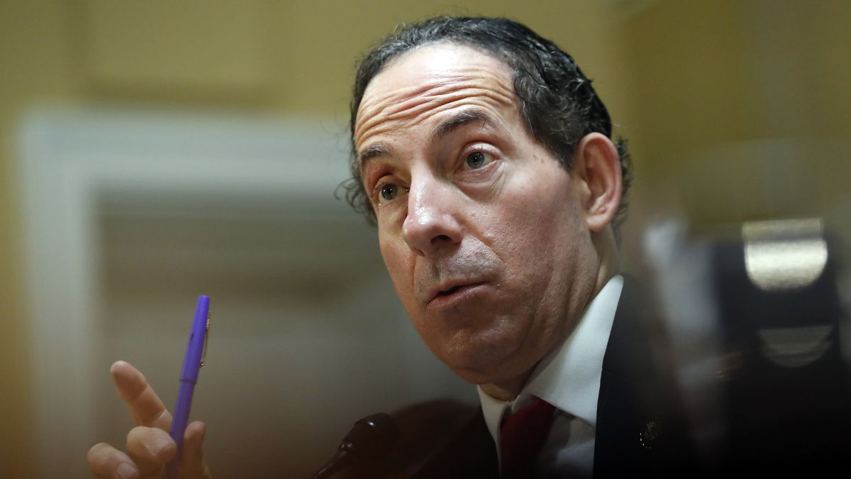 U.S. Rep. Jamie Raskin writes a possible substitute for ...