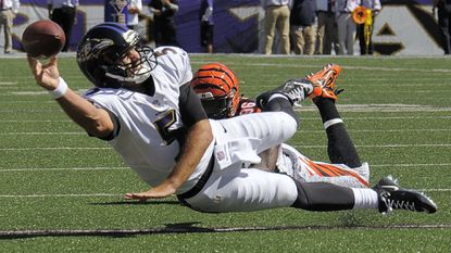Five Ravens stats that stand out ahead of the Bengals game