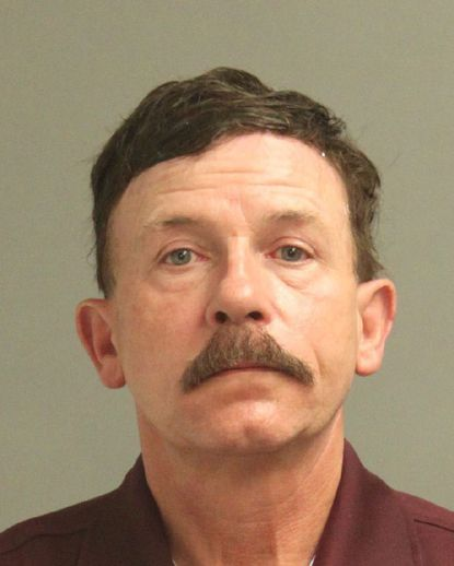 Larry Jones, 59, of Pasadena was charged with impersonating a police officer and DWI.