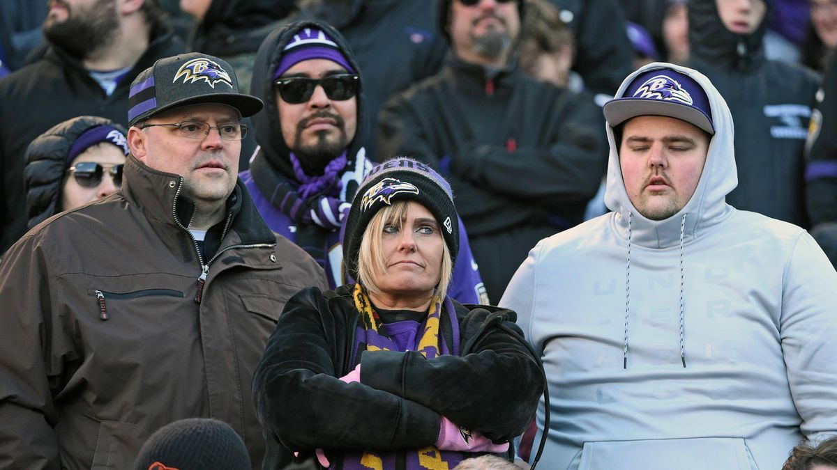 89ce5552 Ravens take fans to the heights and the depths as their season ends ...