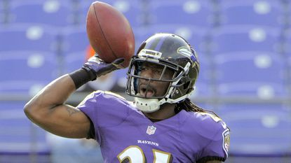 After struggling for most of this season, Ravens cornerback Lardarius Webb has played better in recent weeks.