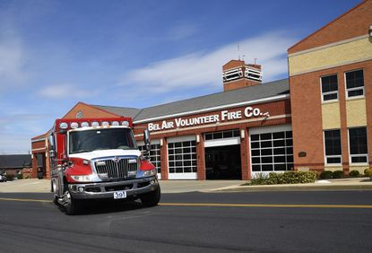 Harford County approves contracts to start transition to paid EMS