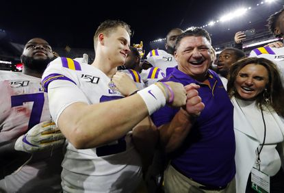 College Football Overreaction Index Week 11 Ed Orgeron Is