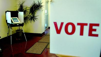 In 2014, early voting lasts from June 12 to June 19. Three polling centers in Howard County are open from 10 a.m. to 8 p.m.