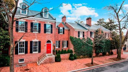 Under Armour's Kevin Plank is selling a home in Georgetown for $29.5 million.