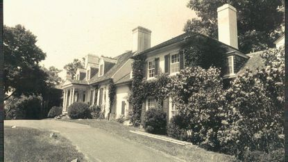 Elkridge's Belmont in 1980, when it was owned by the Smithsonian Institution.