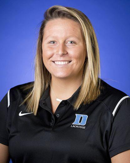 Kelsey Duryea, Duke senior goalie