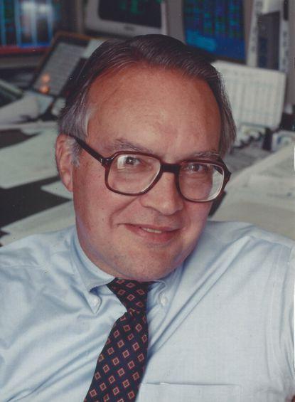 Austin Herbert George was a world traveler in retirement.