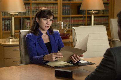 TCA: 'Good Wife' creators talk writing process, what lies ahead