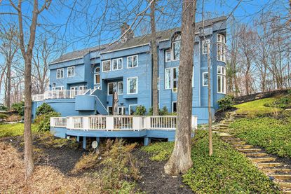 Crownsville waterfront home is full of amenities