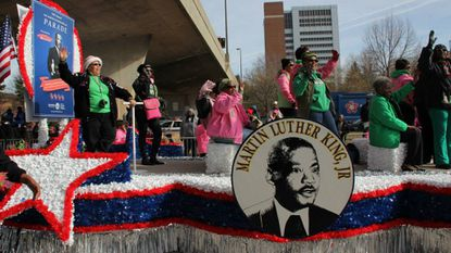 Monday: Martin Luther King Jr. Day Parade