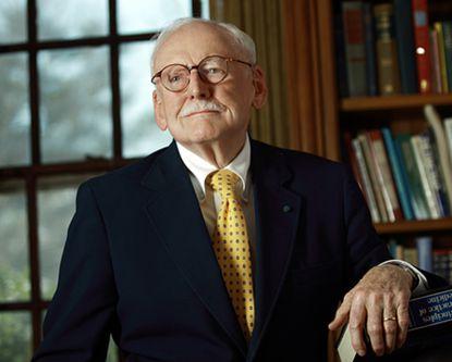 Dr. Richard J. Johns, the founding director of Johns HopkinsÕ Department of Biomedical Engineering