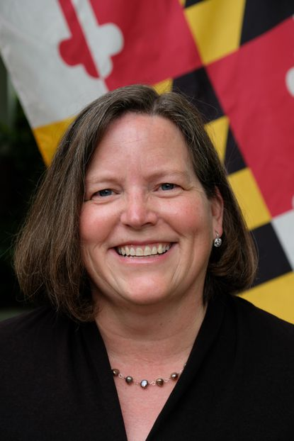 Cathi Forbes on August 26 announced she is seeking the appointment for the House of Delegates seat in District 42A.