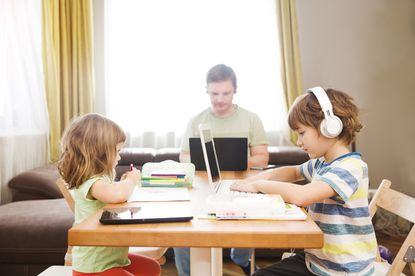Virtual learning with young children can be challenging but school systems and public health officials have legitimate concerns about the safety of in-person instruction during the COVID-19 pandemic.