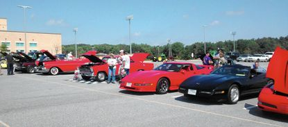 MAMA's annual car show offers trip back in time