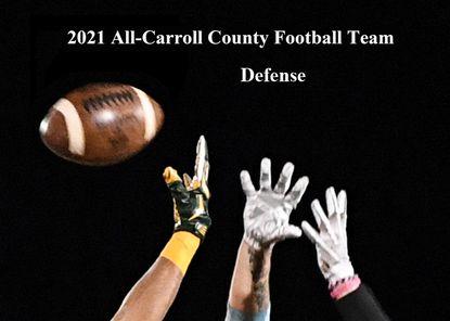 2021 All-Carroll County Football Team - Defense