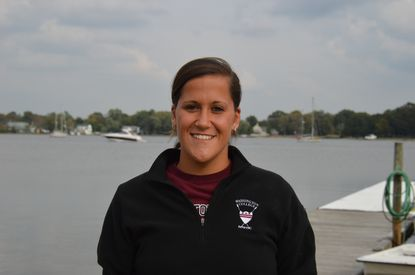 Michalina Fili, a Sparks rower, is bidding for a spot on the Olympic team.