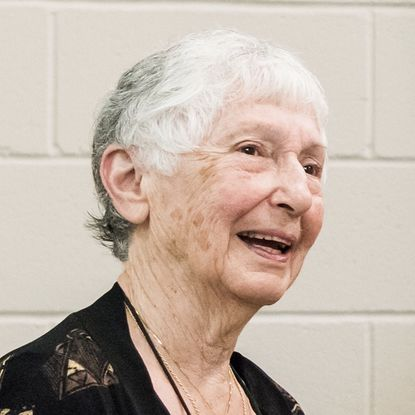 Donna Lee Young was a co-founder of the Dundalk Teen Center.