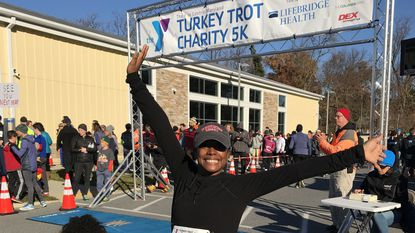 Parenting columnist Tanika Davis ran three 5K races in 2017 but ran none in 2018. For 2019, she vows to get back in the habit and achieve balance.