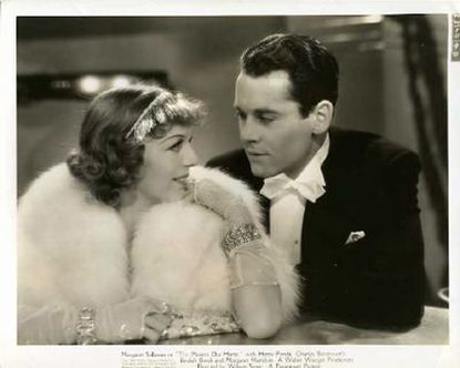 """Henry Fonda and Margaret Sullavan starred together in the film """"The Moon's Our Home"""" in 1936. The wed in 1931 in Baltimore, but divorced in 1933."""