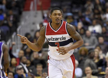 Digest: Beal hits seven 3s to lift Wizards over Kings in OT, 101-95