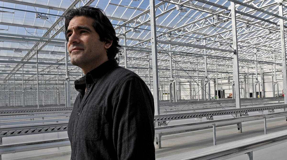 Old Sparrows Point steel mill sprouts new businesses, including a new kind of indoor farm