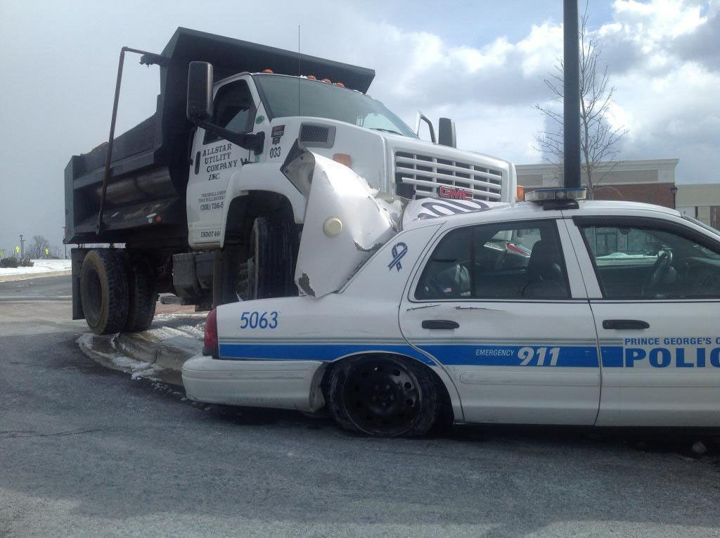 https www baltimoresun com bal dump truck drives over police car in prince georges county pictures photogallery html 2015 01 08t02 56 00z https www baltimoresun com resizer 3acamebnxunsj lz6stisotslv4 arc anglerfish arc2 prod tronc s3 https www baltimoresun com bal dump