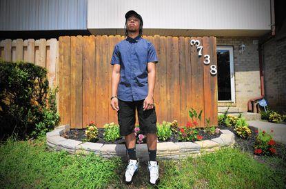 Mysterious, teenage club producer DJ Juwan revealed