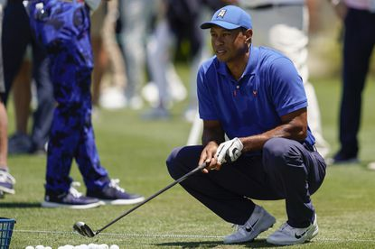 Tiger Woods says tricky greens at Pebble Beach make U.S. Open a major challenge