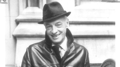 "Writer Saul Bellow grew up in Humboldt Park after his Russian parents came to Chicago from Canada. The University of Chicago collected his correspondence, manuscripts and notes, some of which helped inform Court Theatre's adaptation of his novel ""The Adventures of Augie March."""