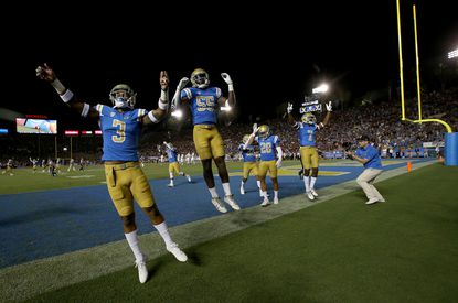 How Josh Rosen, and Jedd Fisch, delivered a pocket full of miracles in UCLA's amazing comeback victory