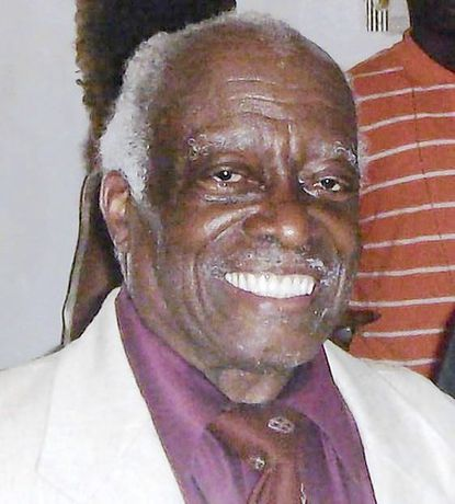 Joseph Claver Richardson, a retired teacher and World War II veteran who was the patriarch of a family of nearly 60 children and grandchildren, died of cardiac arrest related to asthma Jan. 8 at Sinai Hospital. He was 89 and lived in Walbrook Junction.