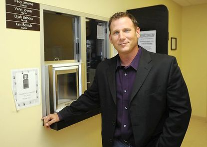 Joel Prell is president of Genesis Treatment Services, a methadone clinic.