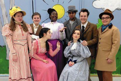 'Hello, Dolly!' will tap Glenelg High's remarkable talent [Glenwood/Glenelg/Dayton]