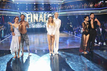 'Dancing With the Stars' recap: Last dances before finale