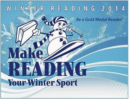 Sign-up for Harford County Public Library's 2014 Winter Reading Program began Jan. 2.