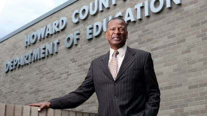 Dr. Sydney Cousin, who served 25 years with Howard County schools including eight as superintendent, dies