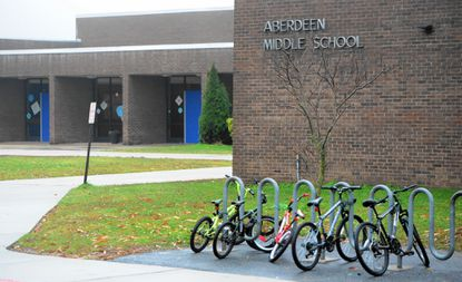 Aberdeen city leaders say they are working to find the money to hire a school resource officer for Aberdeen Middle School, following recent incidents in which police had to respond to the school.