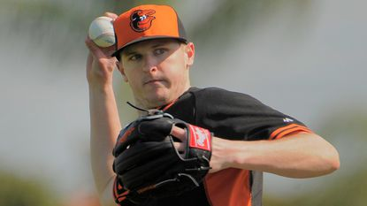 Out of options, Orioles' Brad Brach set himself up nicely with strong 2014