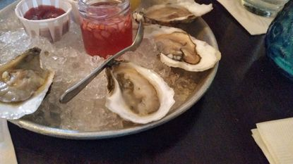 """Oysters outside """"R"""" months"""