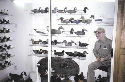 The Havre de Grace Decoy Museum, which is observing its 30th anniversary Saturday, has been one of the beneficiaries of Harford County Executive Barry Glassman's tourism grants program.
