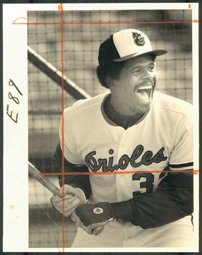 Former Baltimore Orioles player Dick Williams shown in 1975.