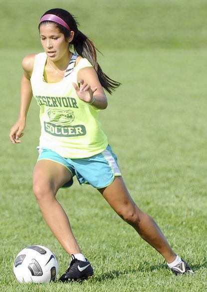 Reservoir's Amanda Jackson is more than a goal scorer, she has the ability to change games.