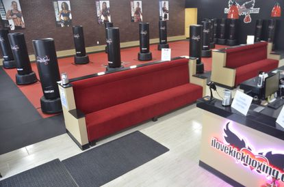 The iLoveKickboxing studio in Eldersburg closed in mid-March as part of statewide restrictions designed to mitigate the spread of the coronavirus but kept employees working and members working out through online classes. The studio will hold a grand reopening on Tuesday, June 30.