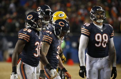 Bears' defense saves dumbest for last