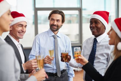 Don't offend anyone with holiday office parties