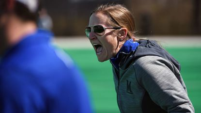 Cathy Reese will lead No. 3 Maryland against No. 2 North Carolina this weekend in College Park.