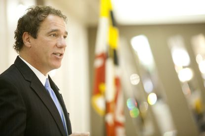 County Executive Kevin Kamenetz is facing an order from Circuit Judge Michael J. Finifter to appear in court regarding the county's refusal to pay more than $1 million to police retirees despite a court order to do so in a longstanding benefits dispute.